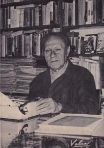 Imagen del autor en la contraportada de la primera edición de Jaguar