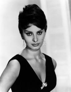 Sophia Loren - Año 1953