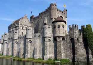 Castillo de los condes de Gante
