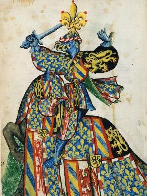 Duque de Borgoña