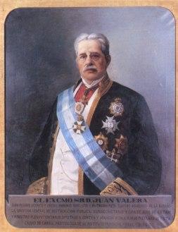 Juan Valera. Enrique Romero de Torres.