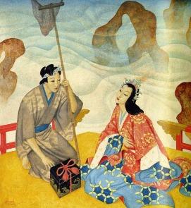 Edmund_Dulac-Urashima_Taro-1916