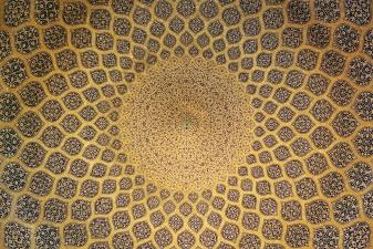 Cúpula_de_mezquita_Isafahán