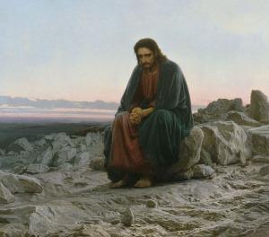 Cristo_en_el_Desierto