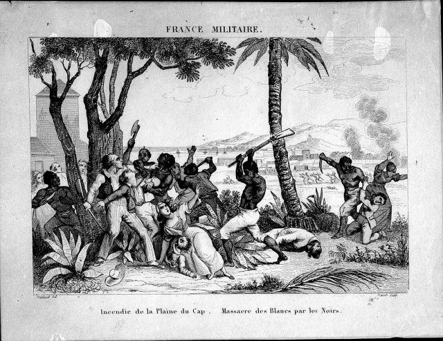 Masacre_levantamiento_negros_Saint_Domingue