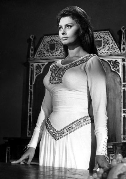 Sophia-Loren-Jimena-El Cid