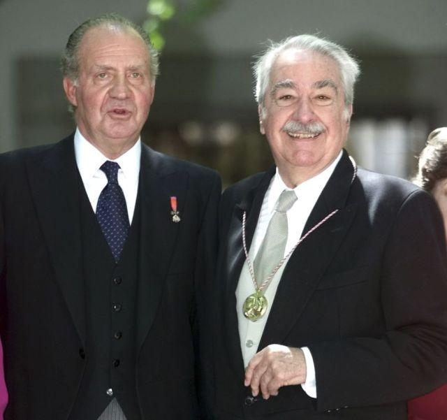 Premio Cervantes 2001