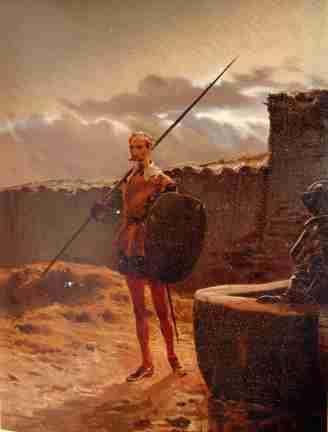 Vela de Armas de don Quijote