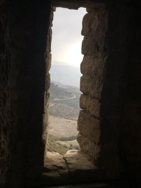 Ventana. Castillo de Loarre