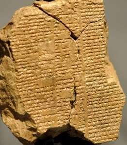 Escritura-cuneiforme