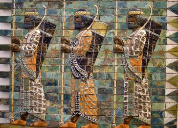 Babilonia-arqueros