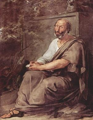 Aristoteles-pintura-del-siglo-xix