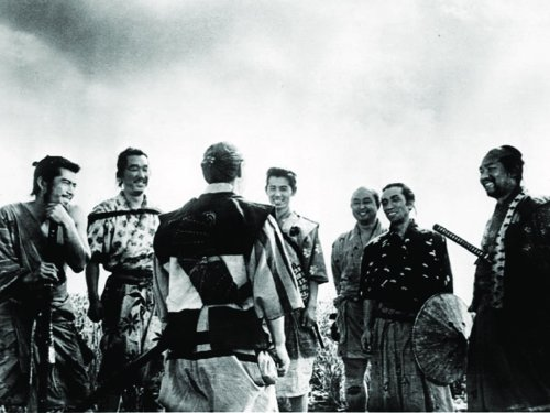 Siete-samurais