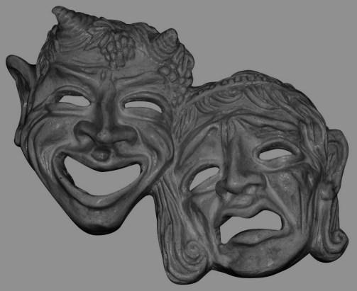 Mascaras-de-teatro-griego