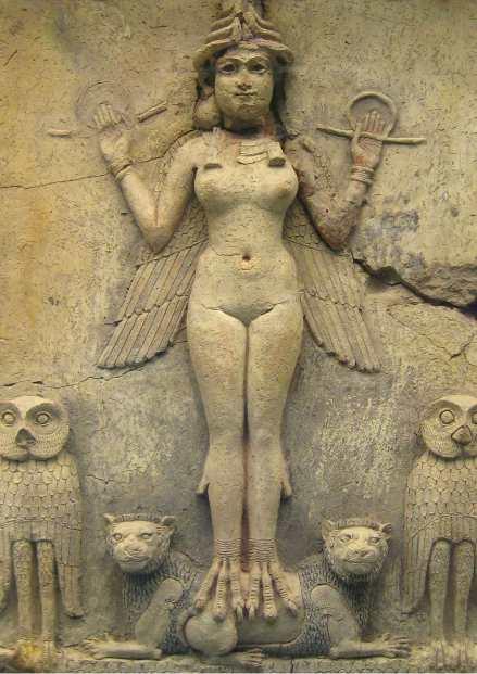 Ishtar-british-museum