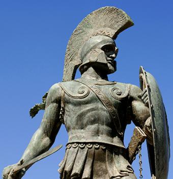 Estatua-de-leonidas