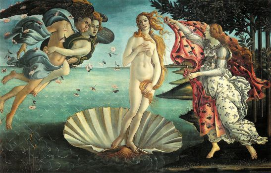 Nacimiento-de-venus-botticelli