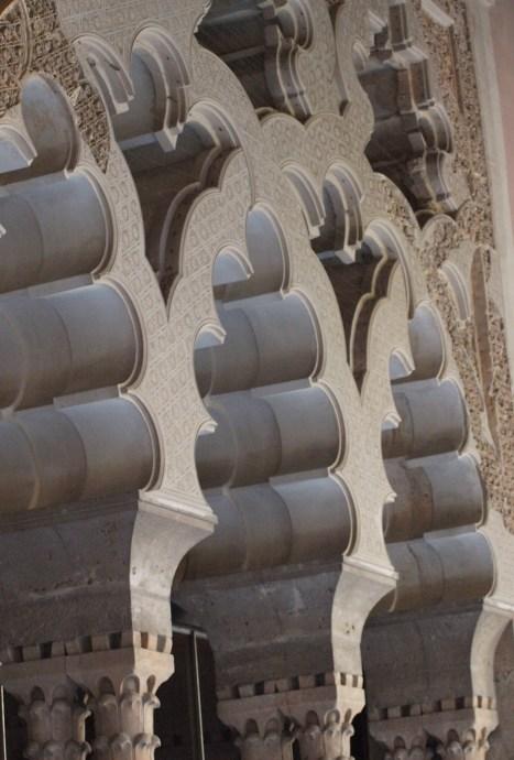 Salón Dorado de la Aljafería, Zaragoza
