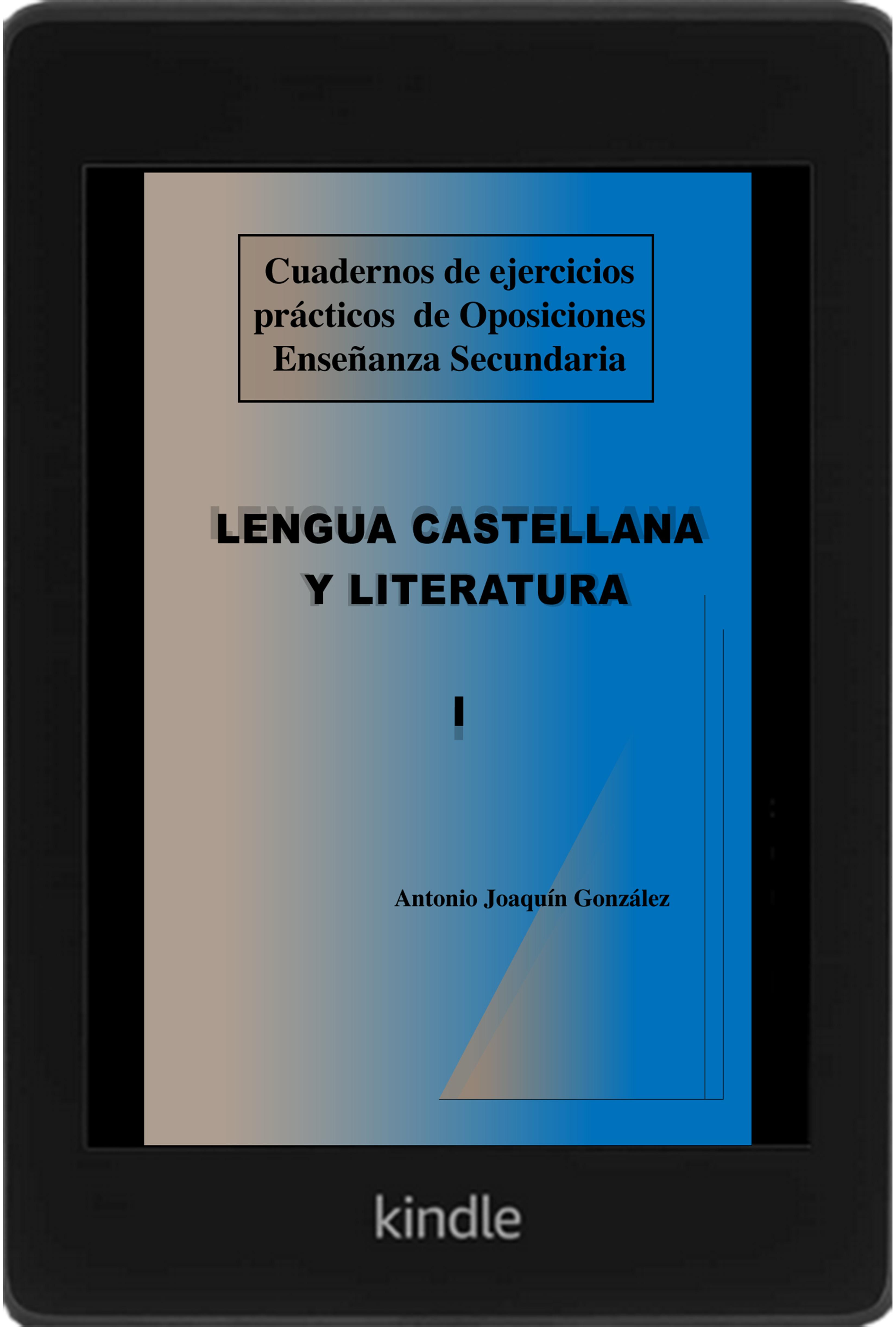 Cuadernos de ejercicios prácticos de Oposiciones. Enseñanza Secundaria